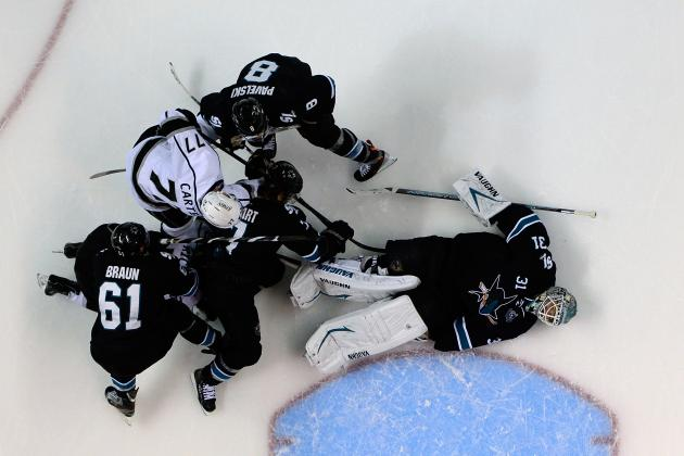 Sharks' Season Ends with Game 7 Loss in LA
