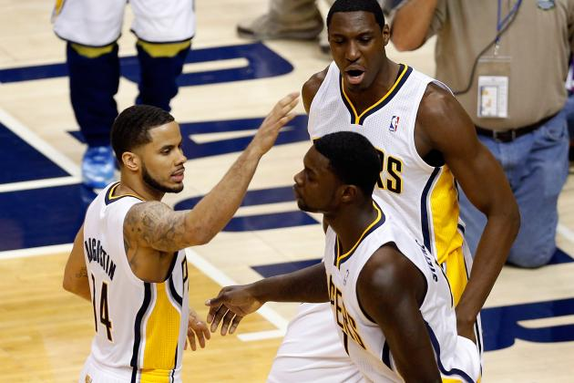Lance Stephenson Provides Much-Needed Spark