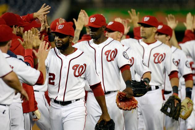 Nats Supply Karns with Offensive Firepower