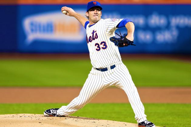 Why Matt Harvey Is the Best MLB Player in New York Right Now