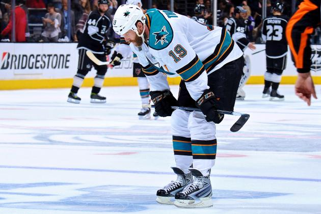 San Jose vs. Los Angeles: Has the Sharks' Stanley Cup Window Slammed Shut?