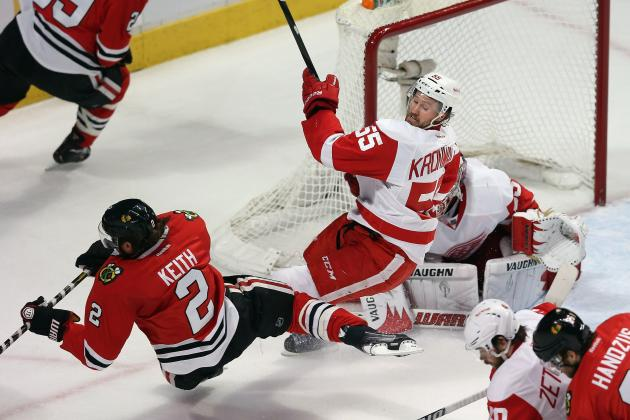 Chicago Blackhawks vs. Detroit Red Wings: Let's Play Game 7, Boys