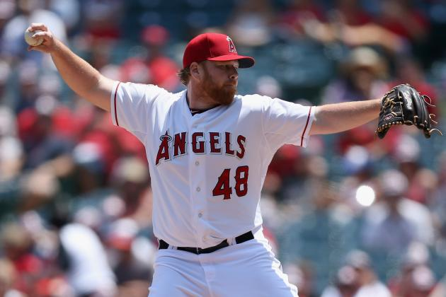 Tommy Hanson Returns to Angels