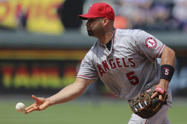 Dodgers' Hyun-Jin Ryu Polishes off Angels