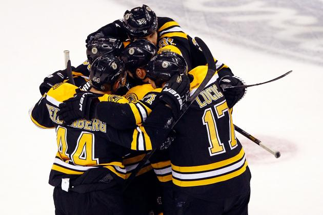 Milan Lucic's Improvement Has Keyed Boston's Run to Eastern Conference Finals