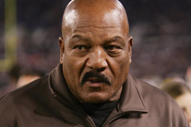 Former and Current Cleveland Browns Are Glad to See Jim Brown's Return