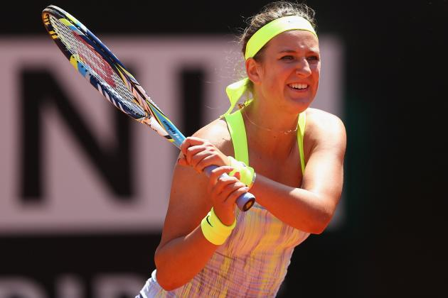 Projecting Victoria Azarenka's Journey to French Open Semifinals