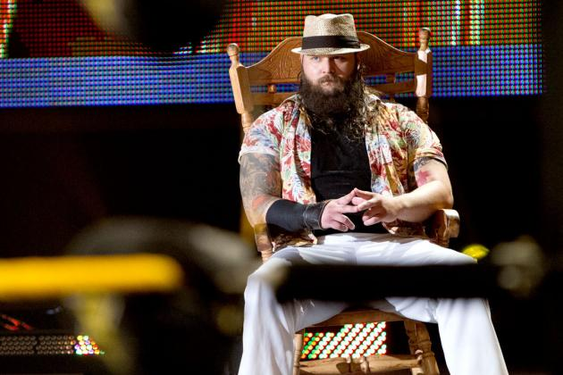WWE's Bray Wyatt Is the Latest Example of the Company Moving Forward