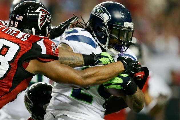 Marshawn Lynch Joins Seahawks for Workout