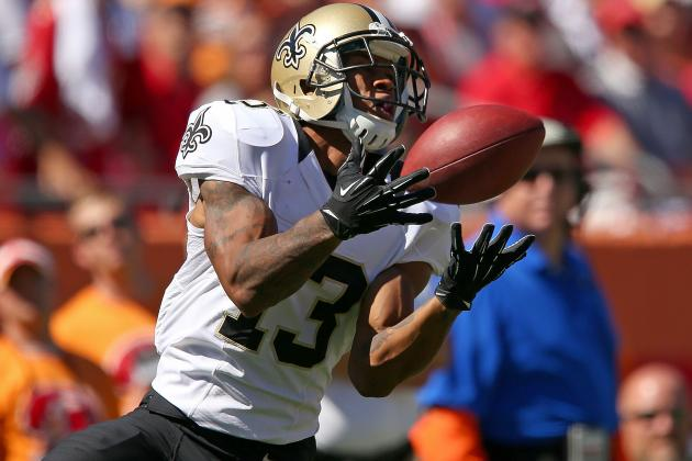 Saints Wide Receiver Joe Morgan Arrested, Booked with DWI