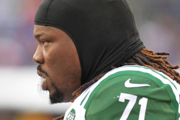 New York Jets' 'Big Snacks' Harrison Might Make a Big Impact