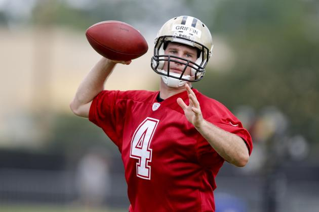 Saints UDFA: Is Ryan Griffin the QB of the Future?