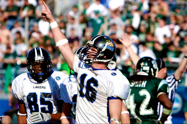 Remembering the College Football Career of Division II Great Cullen Finnerty