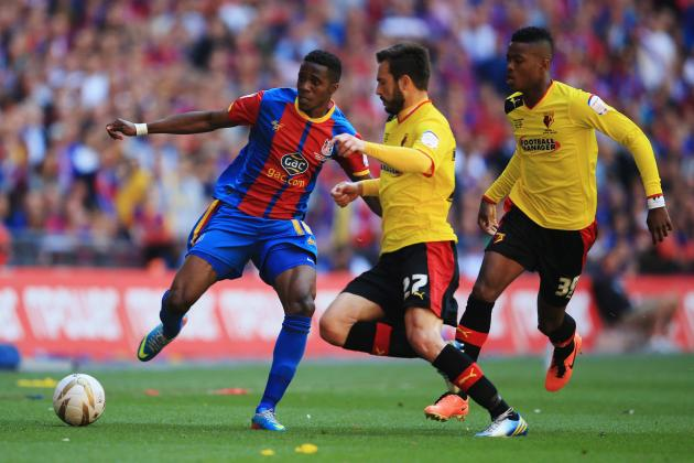 Wilfried Zaha Will Be a Big Hit at Manchester United