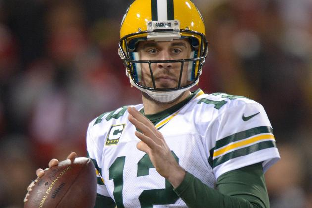 Aaron Rodgers Accepts Pressure That Comes with Contract