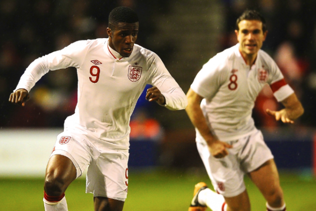 Manchester United's Wilfried Zaha Should Target World Cup 2014 with England