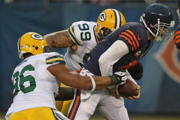 Packers Spirited in Pursuit of Creating More Fumbles