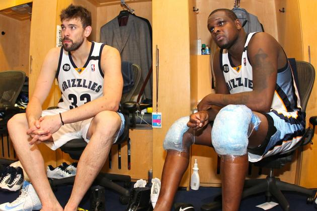 What's Next for Marc Gasol, Zach Randolph After Memphis Grizzlies' Season?