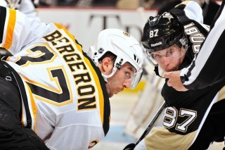 Bergeron Expects to Draw Crosby Matchup