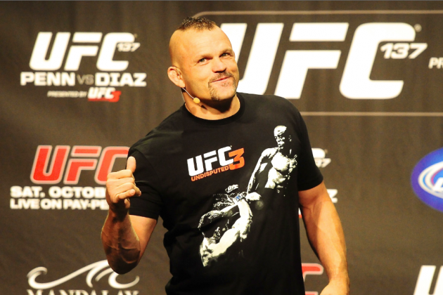 Chuck Liddell: I Would Have Beaten Anderson Silva and Chael Sonnen