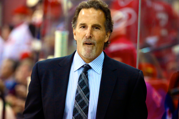 John Tortorella Fired As Head Coach By New York Rangers