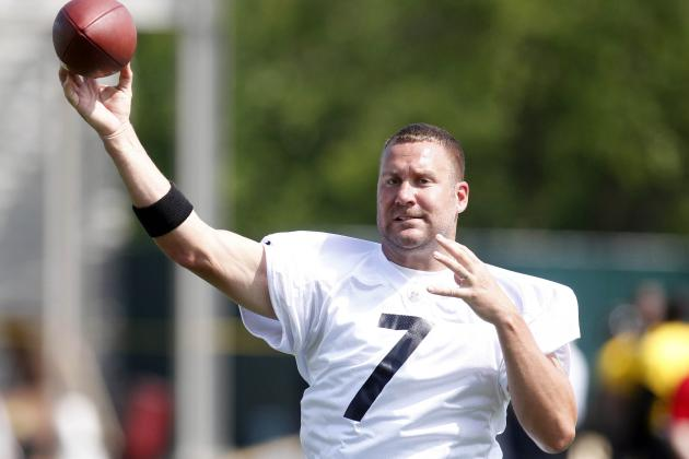 Roethlisberger Not Yet Convinced by Young QBs