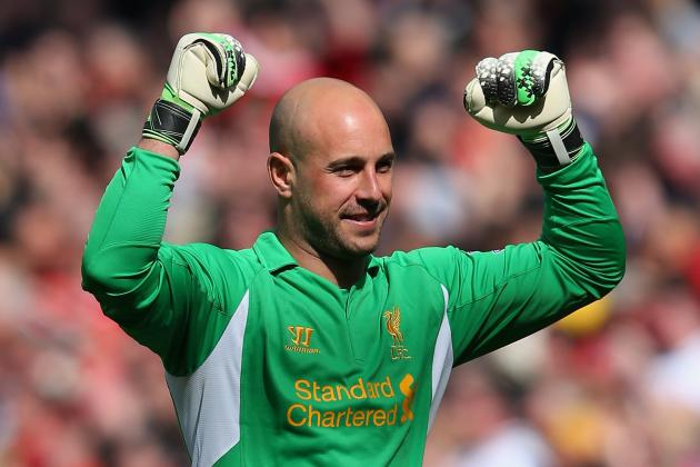 Pepe Reina Is Right Man to Get Barcelona Back Atop Europe