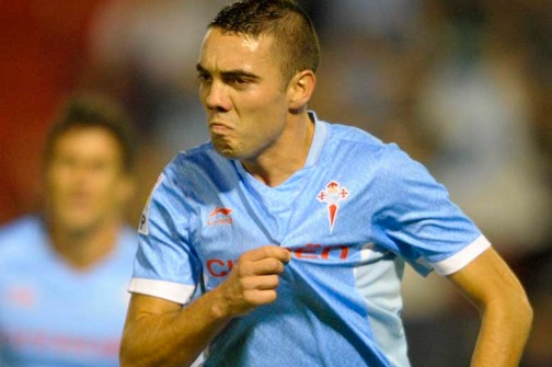 Liverpool Agree Fee with Celta Vigo for Iago Aspas