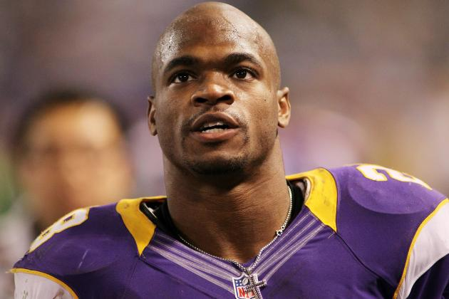 Adrian Peterson 'pretty Much 100 Percent' After Sports Hernia Surgery