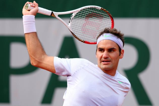 French Open Results 2013: Day 4 Scores, Highlights and Recap