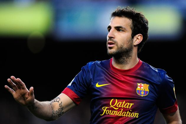 Premier League: Does Cesc Fabregas to Manchester United Make Sense?
