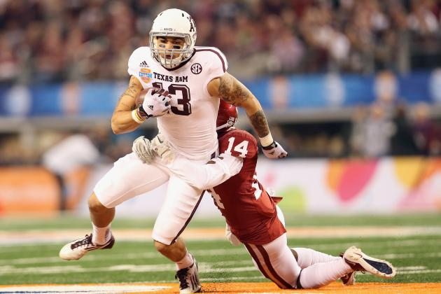 Why Texas A&M's Mike Evans Will Be the Best SEC WR in 2013