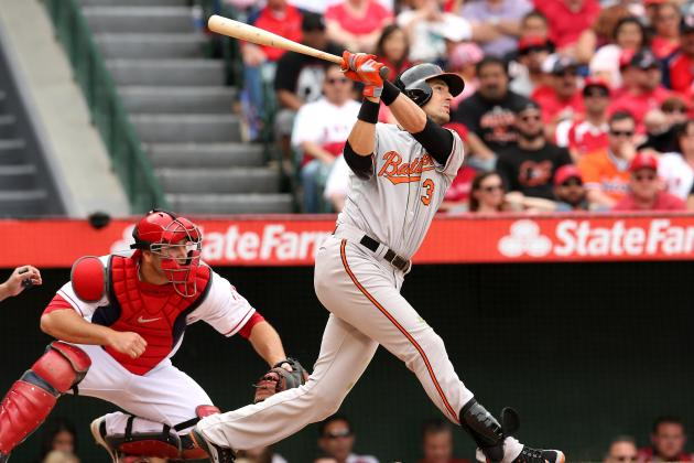 O's Recall Ryan Flaherty from Triple-A