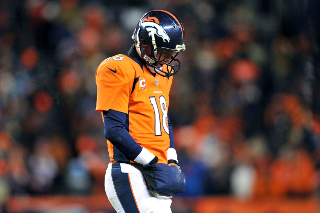 What If Peyton Manning Doesn't Win Another Super Bowl?
