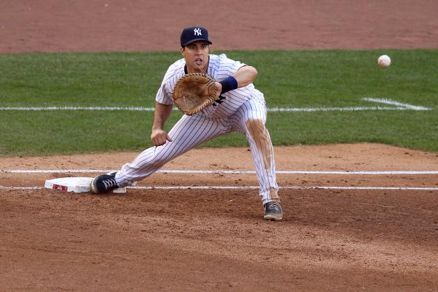 Mark Teixeira and Kevin Youkilis Set to Return to Yankees on Friday