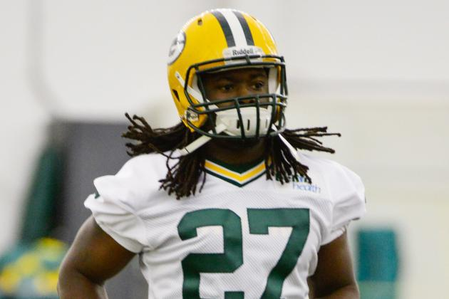 Packers, Eddie Lacy Agree to Terms on Contract