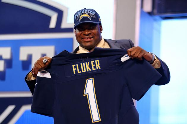 Fluker Spreads the Love on Twitter