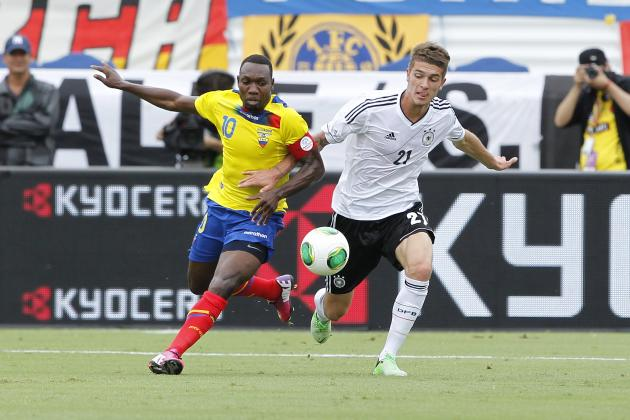 Ecuador vs. Germany: Score, Grades and Post-Match Reaction