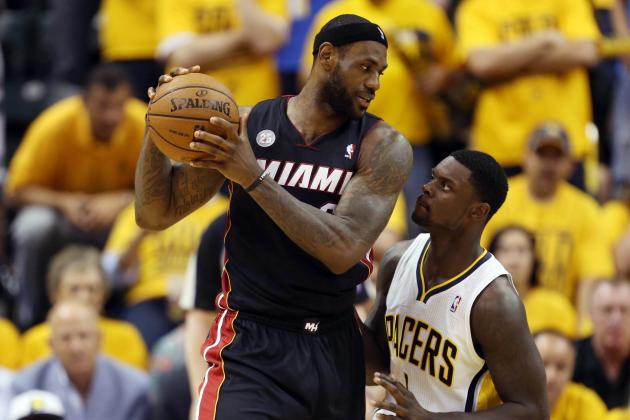 Lance Stephenson Asked to Guard LeBron in Game 4