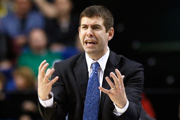 Brad Stevens Discusses Butler's Place in New Big East