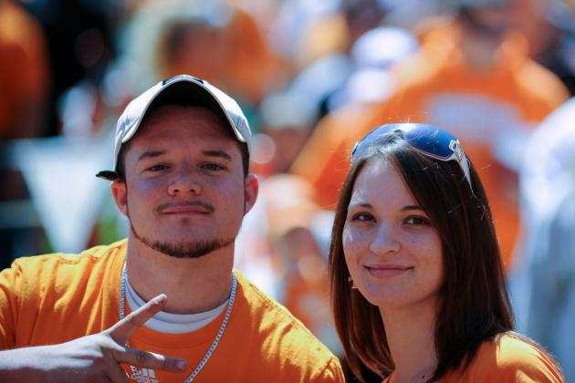 Jones: Vols Must Do Part to Reignite UT-Bama Rivalry
