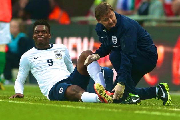 Daniel Sturridge Injury: Updates on Liverpool Star's Ankle