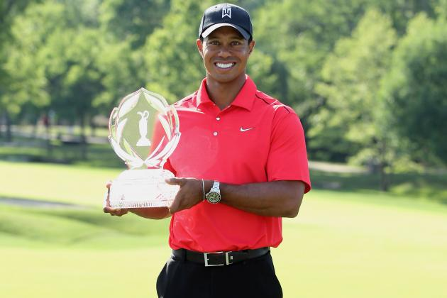 Memorial Tournament 2013: Tiger Woods and Past Champions with Best Chance to Win
