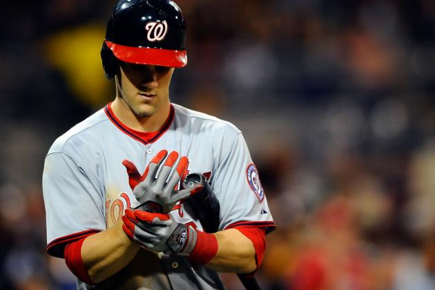 Nationals: Davey Johnson 'Hopeful' Bryce Harper Can Return by Friday