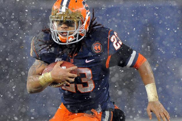 Trio of Players Rising in Cuse's Depth Chart