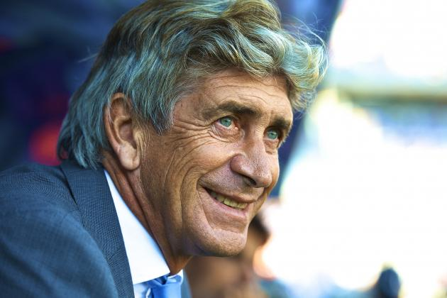 Manuel Pellegrini Claims He Has Verbal Agreement to Be Manchester City's Manager