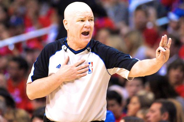 Is Joey Crawford's Celebrity Referee Show Impacting His Judgement of the Game?