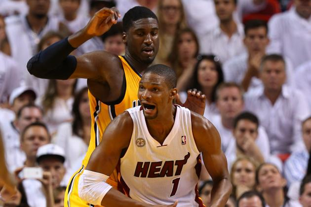 Chris Bosh Failing To Validate Star Status When Miami Heat Need Him Most