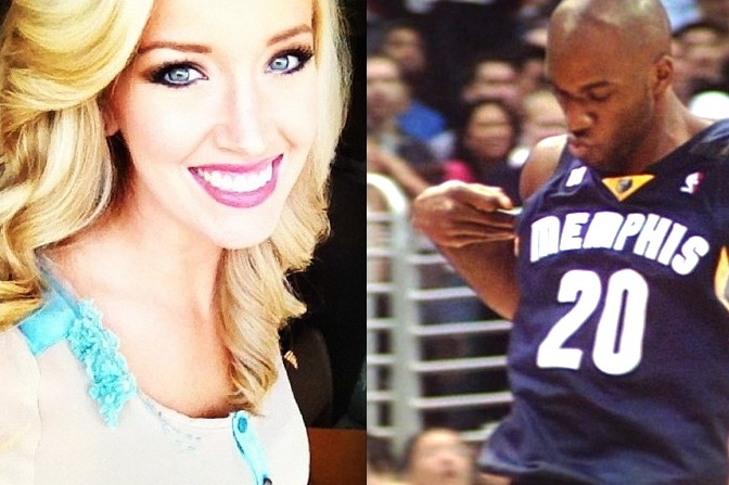 Memphis Grizzlies' Quincy Pondexter Asks Out Miss Tennessee on Twitter