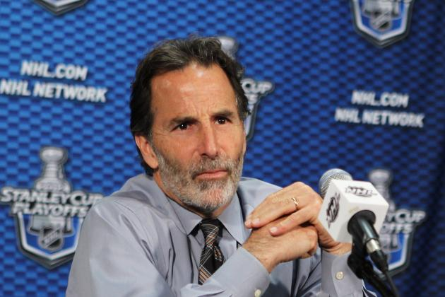 John Tortorella Did Not Deserve to Lose His Job After Rangers' Second-Round Exit